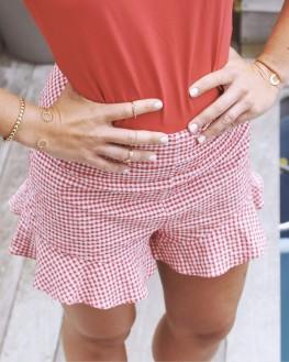 Tendance bracelet femme chaîne plaqué or motif demi-lune - Bijoux de créateur - Madame Vedette