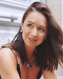 Nouveauté tendance boucles d'oreilles femme argent 925 brillants zircon - Bijoux fantaisie créateur - Madame Vedette
