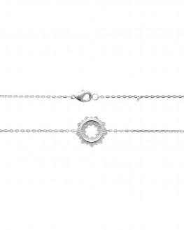 Nouveauté tendance bracelet chaîne pour femme en argent 925 - Bijoux de créateurs - Madame Vedette
