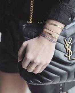 Bijoux fantaisie plaqué or 18k pour femme - Madame Vedette