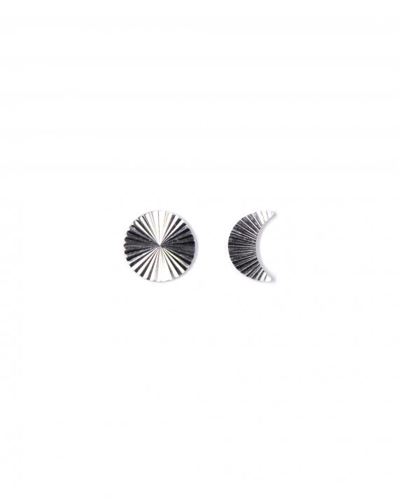 Puces d'oreilles argent 925 pour femme - Collection bijoux fantaisie tendance par Madame Vedette