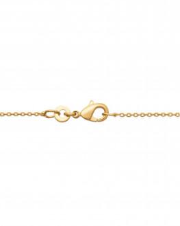 Collier chaine plaqué or pour femme - Bijoux Madame Vedette