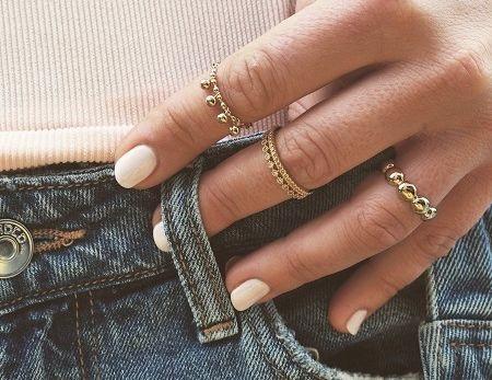 Bagues femme créateurs en argent 925 et plaqué or | Madame Vedette